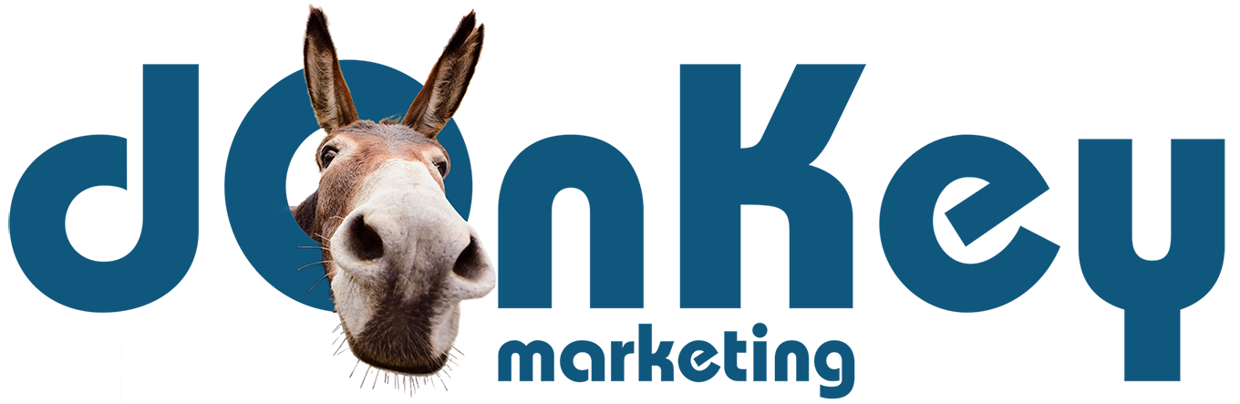 Donkey – Marketing e Comunicazione Logo